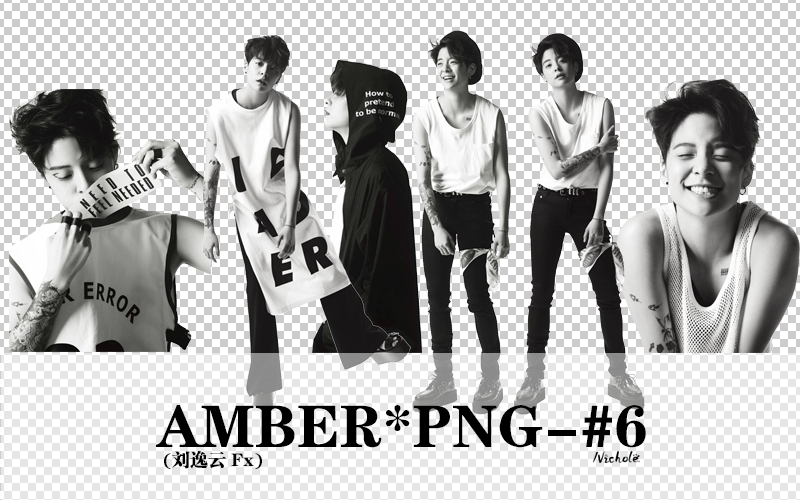 PNG-AMBER-FX-nichole by niyeahco