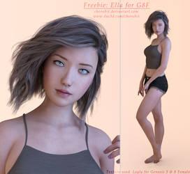 Freebie: Ella for G8F