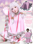 dForce Jingle Kitty Outfit part 4 of 4 - Poncho