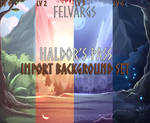 Haldor's Pass - Import Backgrounds by Ulfrheim