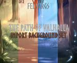Import Background Set: Path of Valhalla by Ulfrheim