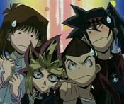 Yu-Gi-Oh cast Feel Good by LilBrokenAngel2009
