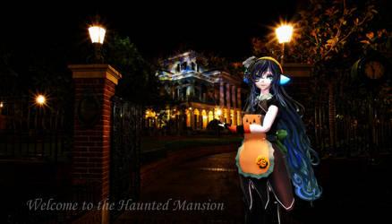 Utau Haunted Mansion Theme +Download by Dream-Shade