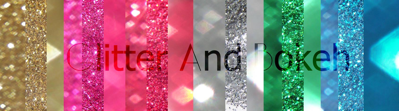 Glitter and Bokeh by Desert-Winds