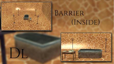 MMD Inside The Barrier DL by leaopardheart