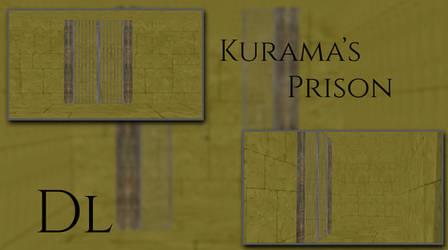 MMD Kurama Prison DL by leaopardheart
