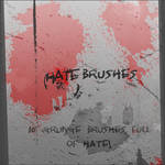 Hate Brushes for PS 7+