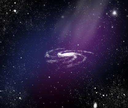 9 Star and galaxy brush