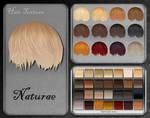 MMD Naturae Hair Texture