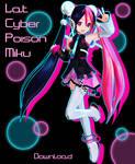 Lat Cyber Poison Miku DL