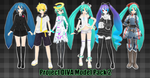 Project DIVA Model Pack 2 DL
