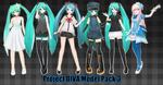 Project DIVA Model Pack 3 DL