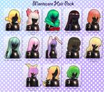 Montecore Hair Pack DL