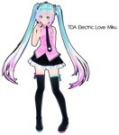 TDA Electric Love Miku DL
