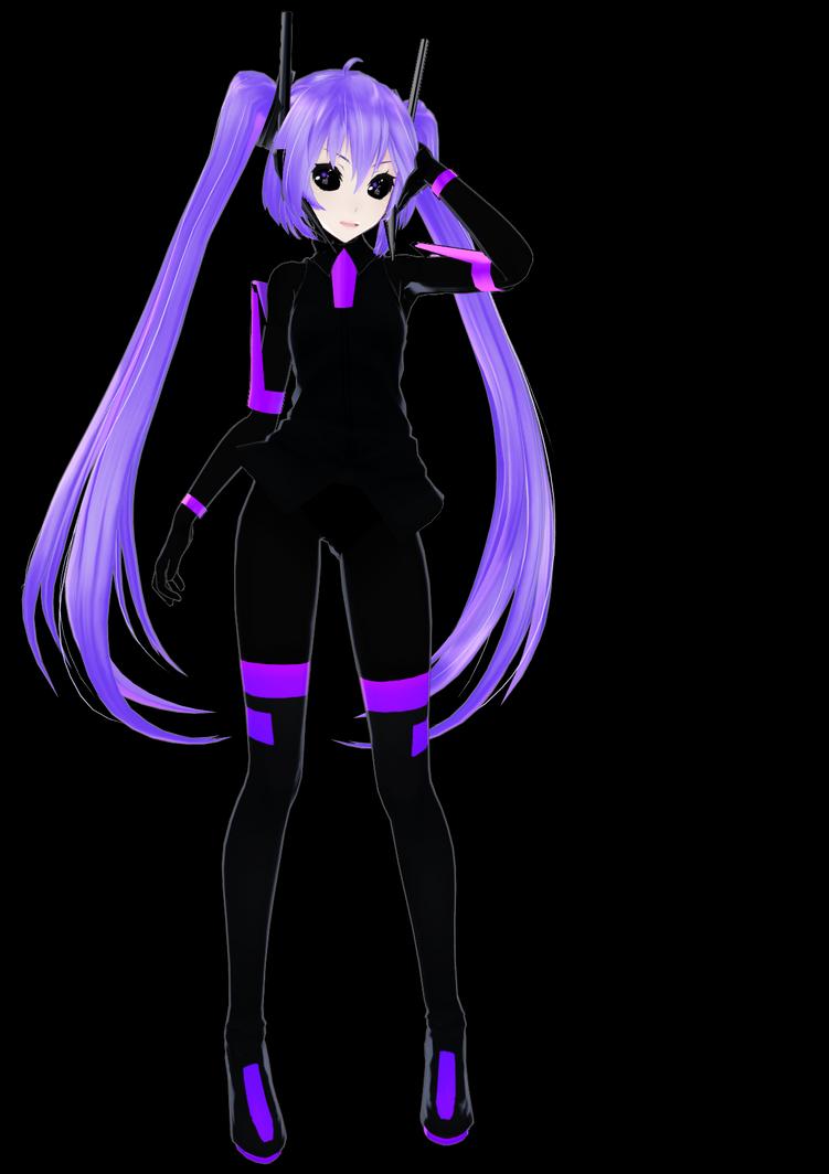 TDA Devil Dancer Miku DL by Xoriu