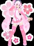 KasokuSato Sakura Miku DL