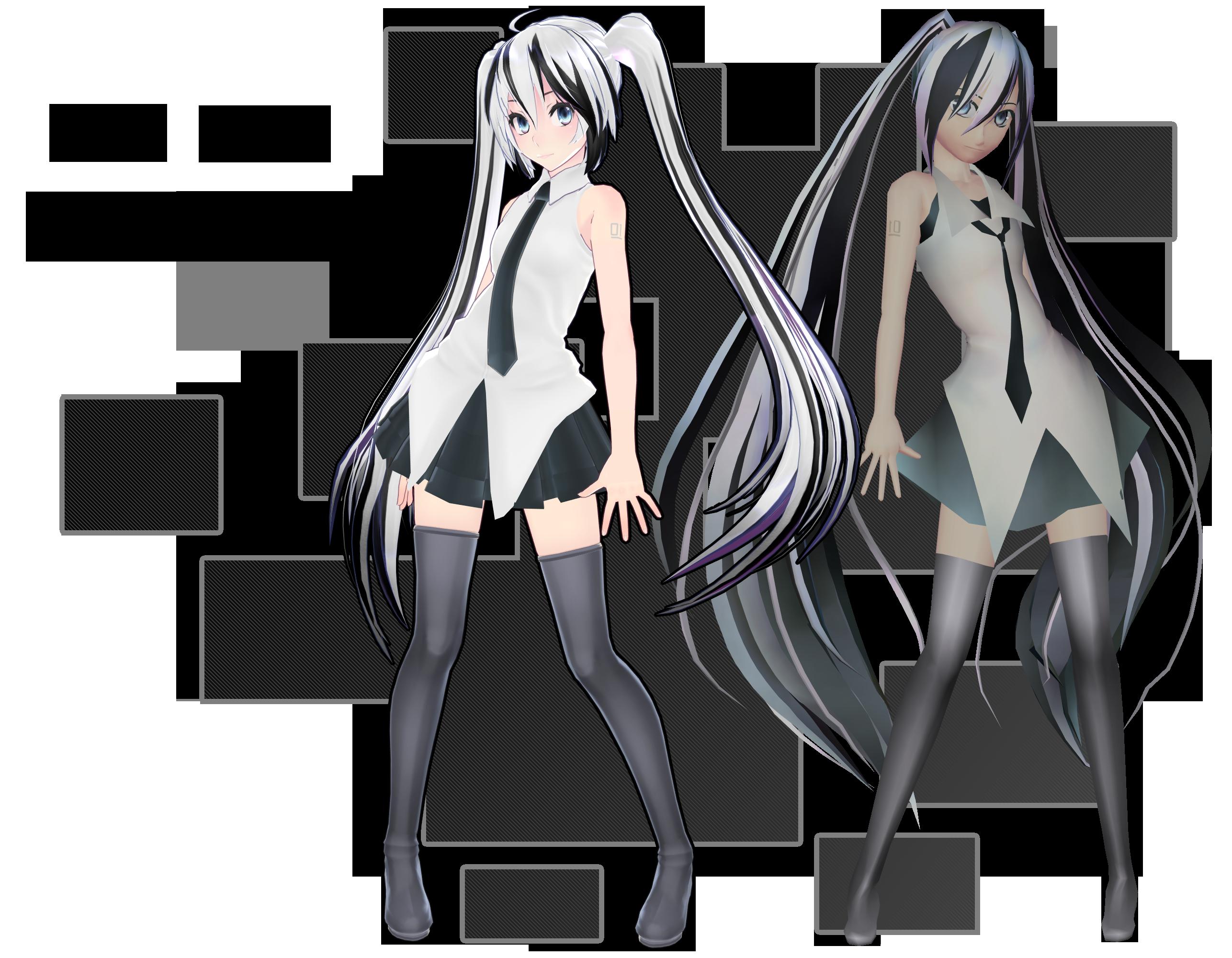 TDA Miku Nayu Style DL by Xoriu