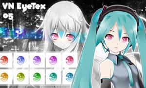 MMD Visual Novel Eye Texture 5