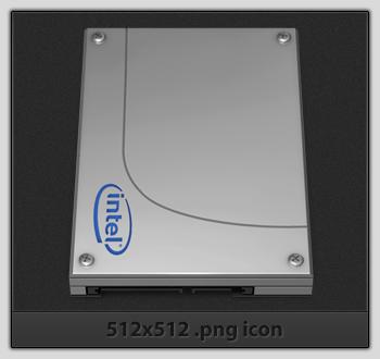 Intel SSD by enuazeal