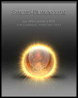 My glowing secret by Psycho-Designs