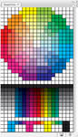 CMYK Colorwheel Swatch for PS