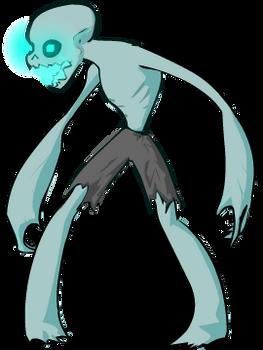 Zombie Ghoul Breathing