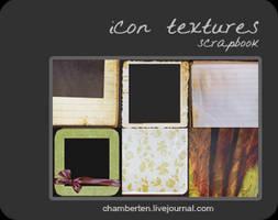 scrapbook textures by chambertin
