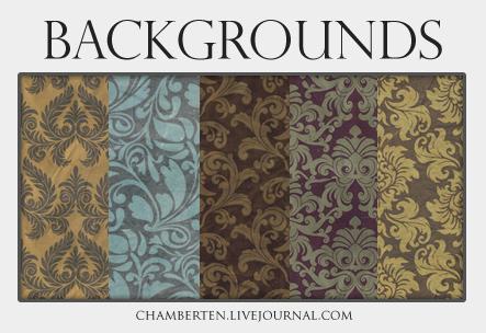 Backgrounds 2 by chambertin