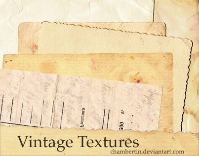 Vintage Textures by chambertin