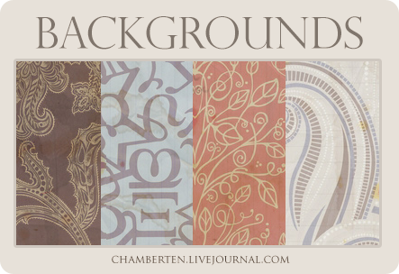 New backgrounds by chambertin