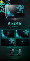 RAZER WallpaperSet HD by LukSykora