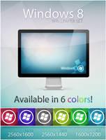 Windows 8 WallSet by LukSykora