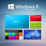 Windows 8 Metro WallPack v2.0