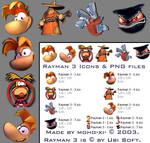 Rayman 3 Icons v2