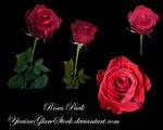 4 Roses stock pack