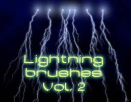 Lightning brushes Vol. 2 Hi Res by Bull53Y3