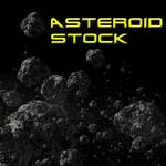 Asteroid stock by Bull53Y3