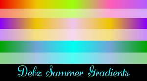 Debz Summer Gradients