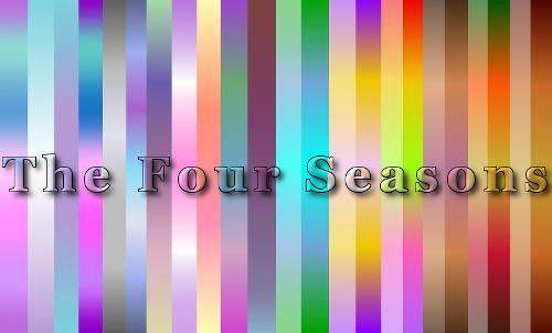 Debz Four Seasons Gradients by debzdezigns-lamb68