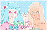 Spring Makeup Game
