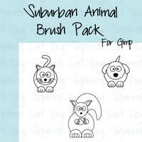 Suburban Animal Pack