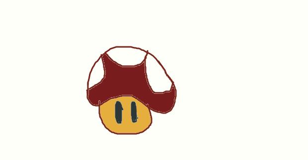 1up mushroom by princesshustun