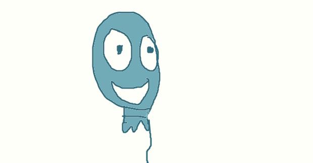 a balloon by princesshustun