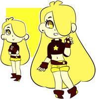 SUOC: Yellow Zircon by Japandaa