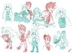Williko Doodles