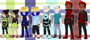 TTOC: Kinesis Squad