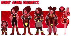 SUOC: Ruby Aura Quartz [2018]