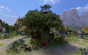 Golden Oak 1080p