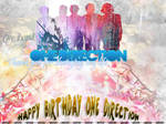 One Direction Anniversary Pack