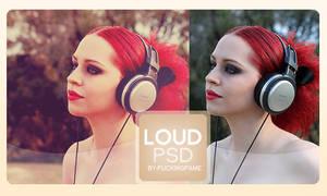 Loud - PSD